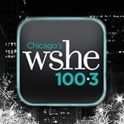 100.3 WSHE - WSHE-FM