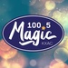 Magic 100.5 - KXAC Logo