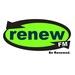 RenewFM 90.1 Logo