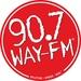 WAY-FM - KYWA Logo