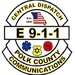 Polk County Police Fire and EMS Logo