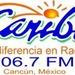 Caribe FM 106.7 - XHCBJ Logo