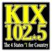 KIX 102.5 - KIXQ Logo