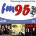 FM 95 - WAFM Logo