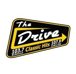 The Drive 107.9 / 103.7 - K279CP