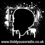 I Told You So Radio Logo