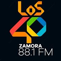 Los 40 Zamora - XHZN