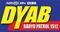 Radyo Patrol 1512 Cebu - DYAB Logo