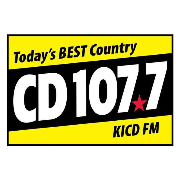 CD-107.7 - KICD-FM