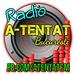 Radio A-Tentat Bucuresti Logo