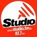 Radio Studio 87.7 FM Logo