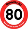 DJ BlackBenin - Dynamic 80 Logo