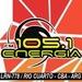Energia FM 105.1 Logo