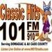 Classic Hits 101 - WGTO Logo