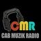 CAB Muzik Radio (CMR) Logo