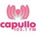 Capullo FM - XEYD Logo