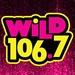 Wild 106.7 - KAGM Logo