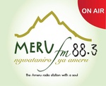 Meru Radio Logo