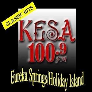 Eureka Springs Radio 100.9 FM - KESA