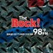 98.9 The Rock - KQRC-FM Logo