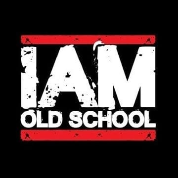 I AM OLD SCHOOL - 1520 Old School Hip Hop