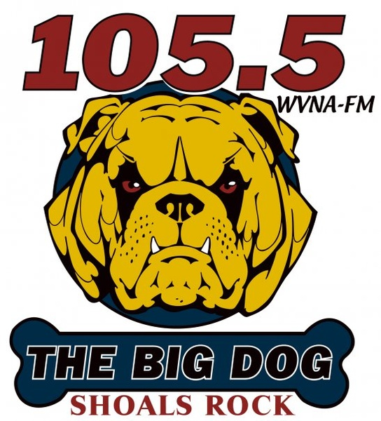 105.5 The Big Dog - WVNA-FM