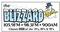 The Blizzard - WBRV-AM Logo
