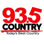 Country 93.5 - CKXC-FM