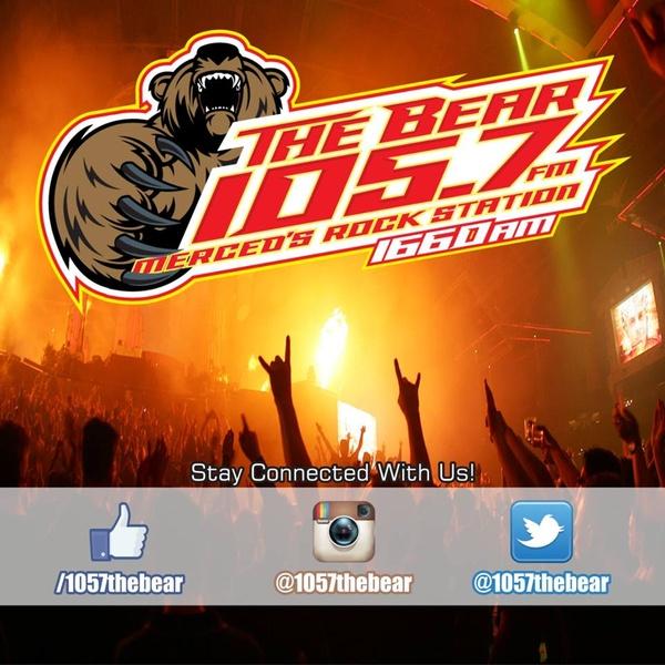 105.7 The Bear - KBRE