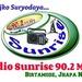Radio Sunrise 105.9 Logo