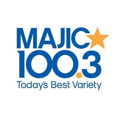 Majic 100.3 - CJMJ-FM