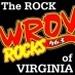 Rock 96.3 - WROV-FM Logo