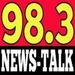 NewsTalk 98.3 - WWHP Logo