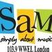 SaM 103.9 - WWEL Logo