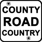 County Road Country Logo