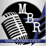 Military Broadcast Radio- MBR  Logo