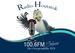 Radio Houtstok 100.6 FM Stereo Logo