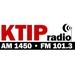K-TIP Radio - KTIP Logo