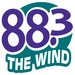 The Wind - KWND Logo