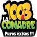 La Comadre Orizaba - XHPP-FM Logo