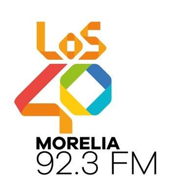 Los 40 Morelia - XHLY