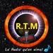 RTM radio talk meteo Logo