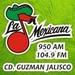 La Mexicana - XHMEX Logo