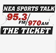 95.3 The Ticket - KNEA