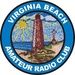 Virginia Beach, VA Amateur Radio Repeater - W4KXV Logo