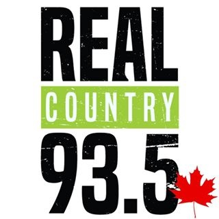 Real Country 93.5 - CKVH-FM
