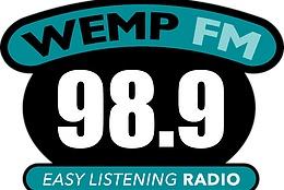 WEMP-FM, 98.9 - WEMP