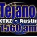 Para La Gente 1560 AM - KTXZ Logo
