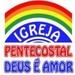 Super Rádio Deus é Amor Logo