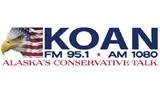 KOAN FM 95.1 AM 1080 - KOAN